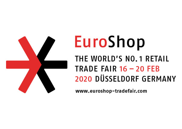 EuroShop 2020 logo and foodservice exhibition details - Nuttall's showcasing Flexeserve not-holding food-to-go