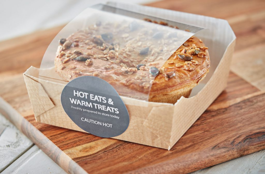 Meat pie, the staple hot food-to-go in Australia, can be hot-held in the Flexeserve Zone® heated display for unrivalled hold times whilst still maintaining optimum quality.