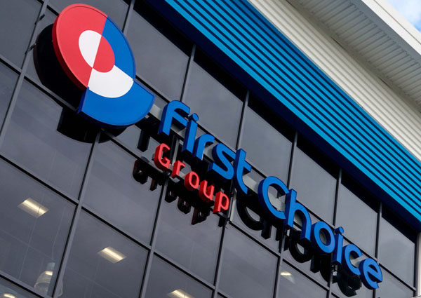 First Choice OEM parts supplier HQ