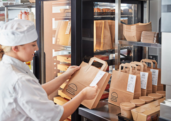 Flexeserve Hub hot-holding packaged food orders will be launched to the international foodservice market at HostMilano